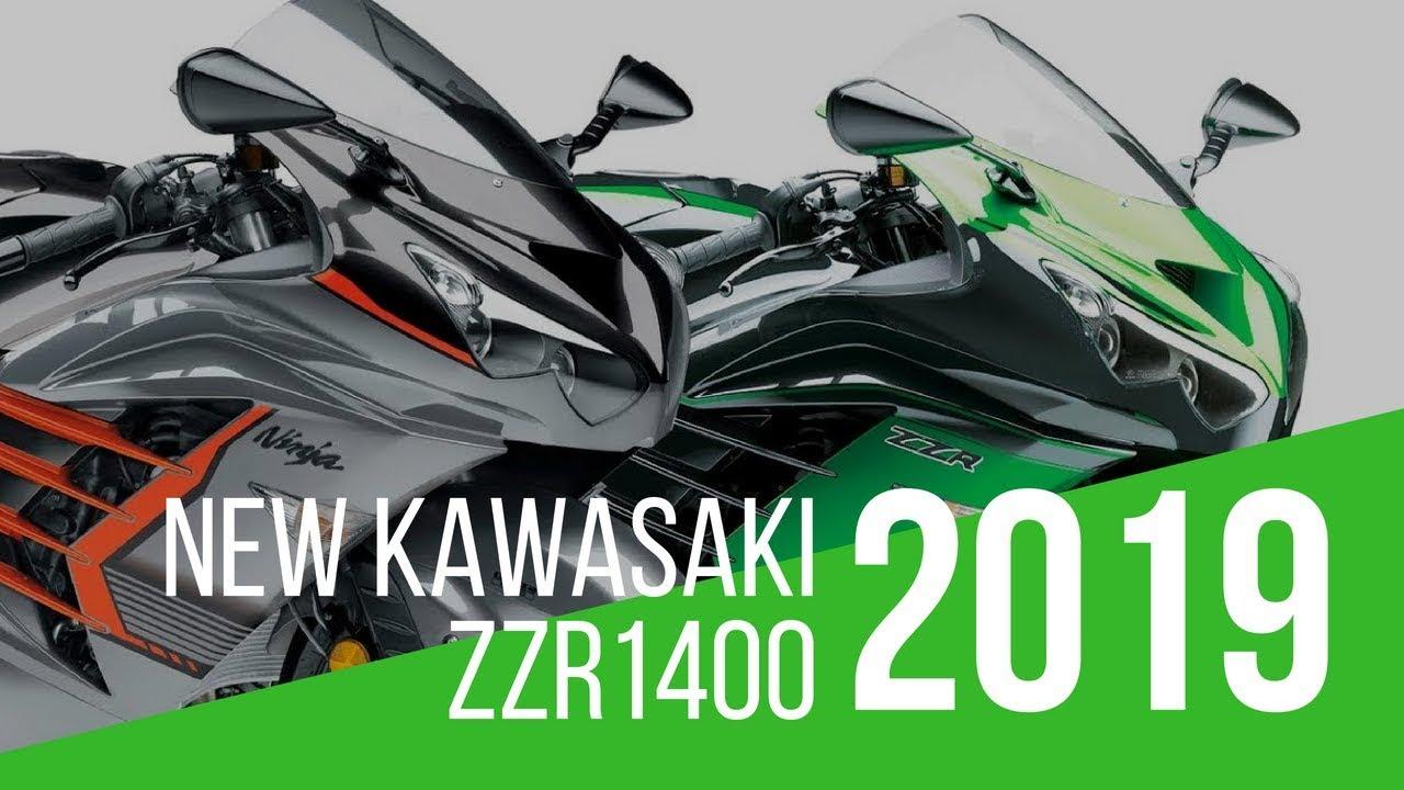 New 2019 Kawasaki ZZR1400 Performance Sport