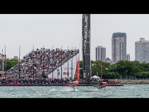 Louis Vuitton America's Cup World Series Chicago