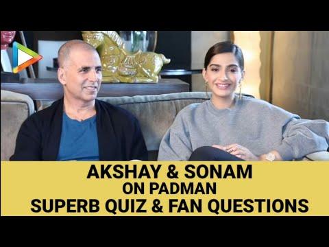 Akshay Kumar  Sonam Kapoor  Padman   Full