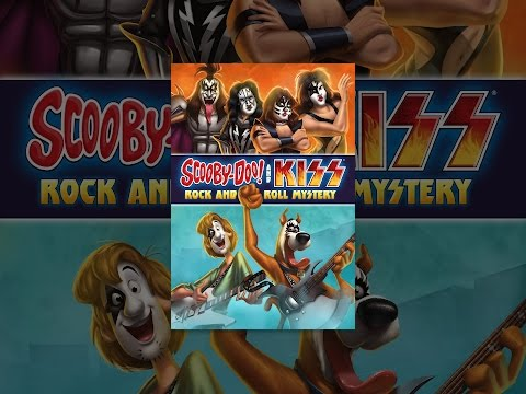 Scooby-Doo! and Kiss:Rock and Roll Mystery