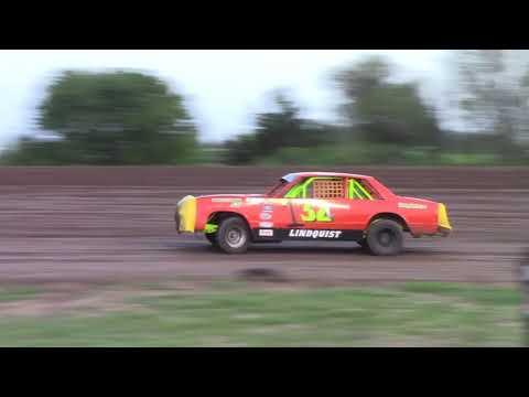 Salina Speedway Busch Light IMCA Hobby Stocks 5-17-19