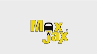 Maxjax Portable Two Post Lift Installation Demo/ Within Minutes