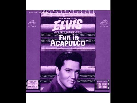 "CD19: ELVIS COLLECTION ALBUM ""FUN IN ACAPULCO"" (CD 19 sur 57 / présentation JMD ON)."