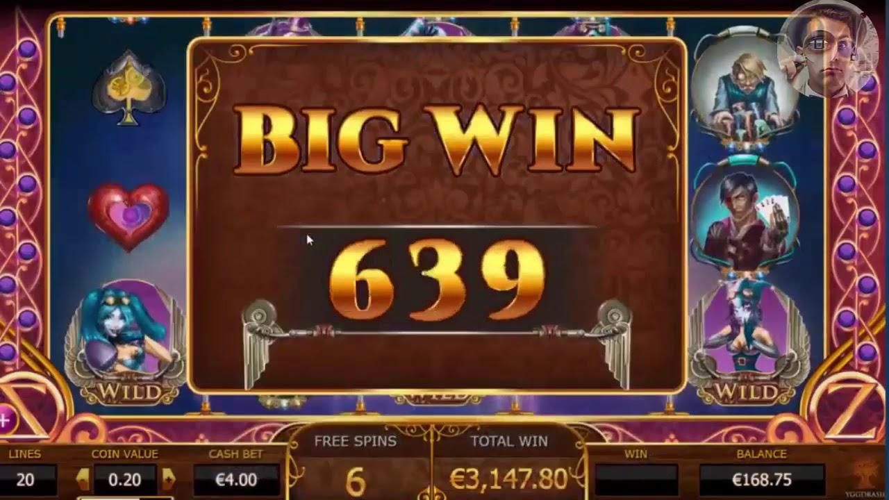 занос в казино икс