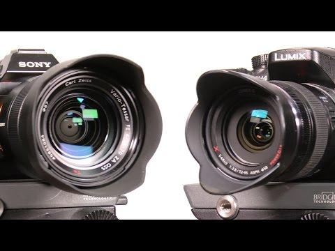 Videomaker Test: Sony a7S vs Panasonic GH4