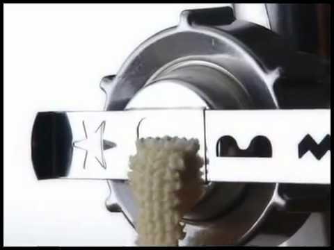 bosch mum86 spritzgebäckvorsatz. - youtube