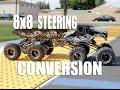 Mad Torque 8x8 Conversion 8 Wheels Steering mp3