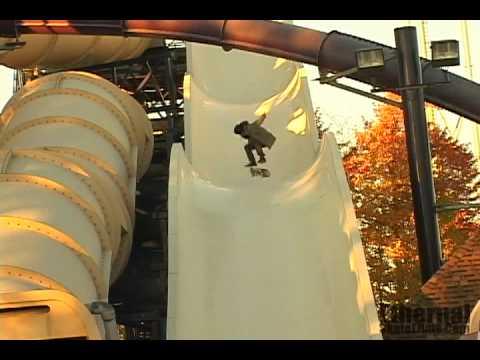 Ethernal Skate Films /  Street Patterns Full film (2011) - Montreal street skateboarding Video