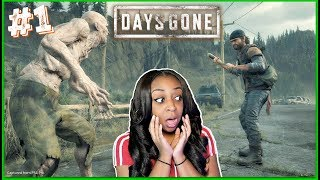 FREAKERS & RIPPERS!! | Days Gone Episode 1