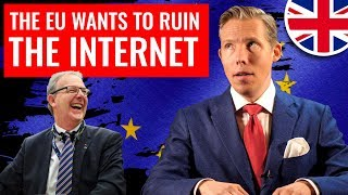 (ENG) THE EU WANTS TO RUIN THE INTERNET: Stop the EUCD in the parliament!