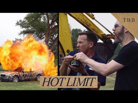 The Bizarre Briefing - HOT LIMIT - July 2017
