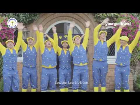 Lee Westwood Ryder Cup song - The Guardians of The Ryder Cup at The Belfry