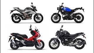 Gambar cover LAS 4 MOTOS DE 150 cc MAS ESPERADAS DEL 2020