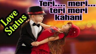 Ranu Mondal Teri Meri Kahani Song whatsapp status|| Himesh Reshmiya Studio Happy Hardy