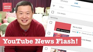 Classifier Improvements, Premieres and Channel Memberships Expansion, and more! thumbnail