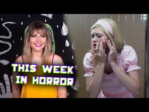 Horror Headlines for April 1, 2019 - Child's Play, Annabelle, Scary Stories
