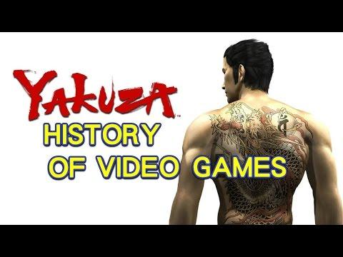 History of Yakuza 龍が如く (2005-2016) - Video Game History