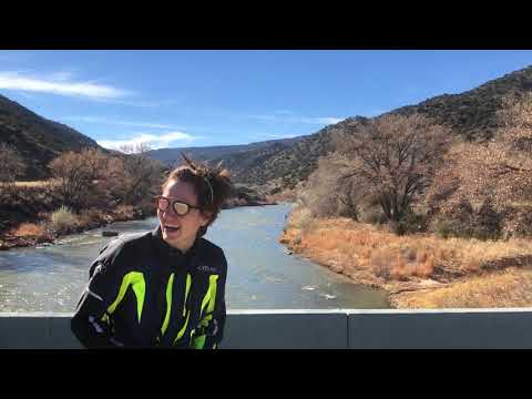 The Rio Grande River, NM