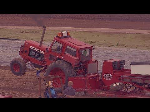 Traktorpulling Målilla 2017 Del 1