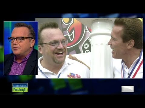 CNN: Tom Arnold talks Arnold Schwarzenegger scandal