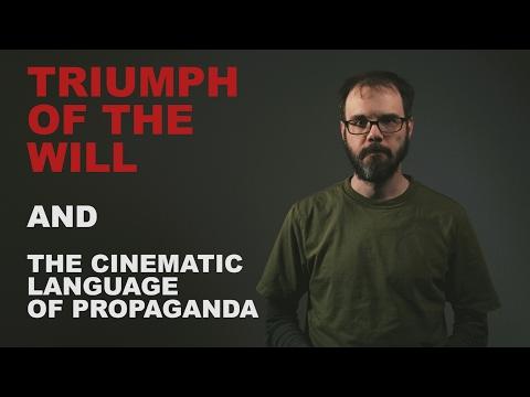 Triumph of the Will and the Cinematic Language of Propaganda