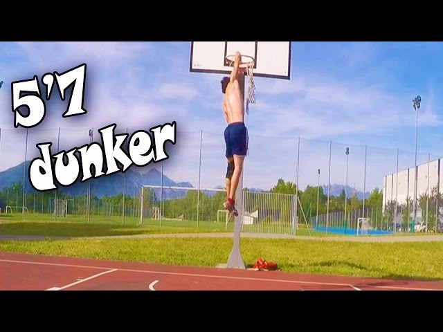 57 dunker good dunk session trying new stuff