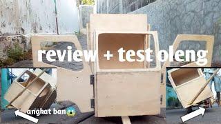Download Review miniatur truk + test oleng || oleng parah banget!😱