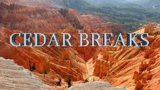 Majestic Utah RoadTrip pt7 - Cedar Canyon Rd to Cedar Breaks - Sena Tech Review