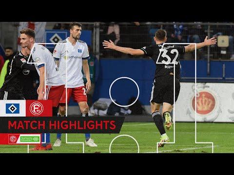 Hamburger Dusseldorf Goals And Highlights