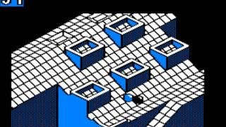 Marble Madness for the Apple II