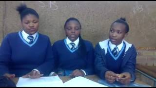 Imizamo yethu melodious voices