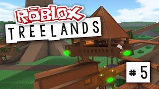 Treelands #5 - HUGE DOME BUILDING (Roblox Treelands)