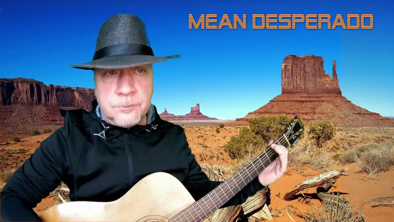 Mean Desperado Music Video - Youtube-8691
