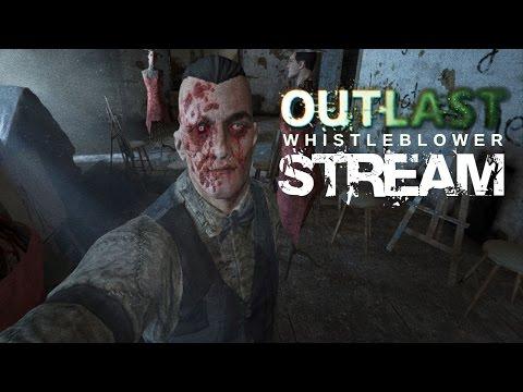 Outlast: Whistleblower DLC - Full Game | Gluskin is Husbando