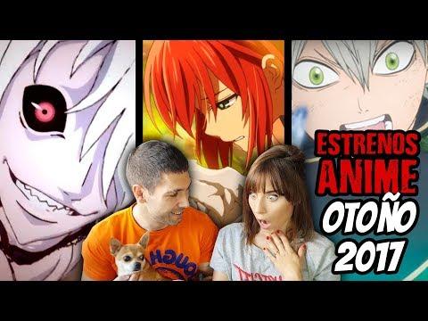Los animes de la temporada de otoño 2017 #2