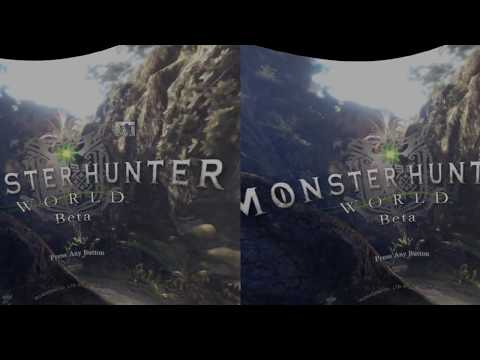 Monster Hunter World Beta PlayStation 4 Acer Windows Mixed R