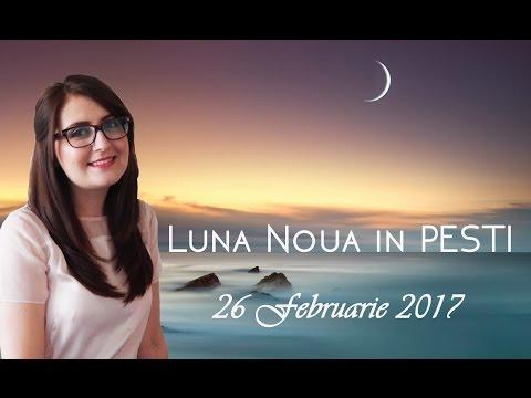 Luna NOUA/ECLIPSA in PESTI- 26 FEBRUARIE - MOMENTUL MARILOR TRANSFORMARI