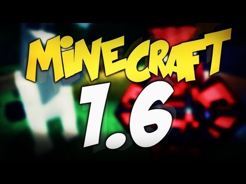 MINECRAFT UPDATE 1.6 (KONIE, DYWANY, BLOK WĘGLA)