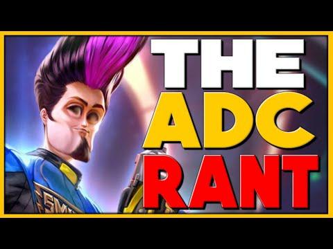 SMITE - The ADC/Hunter Rant!