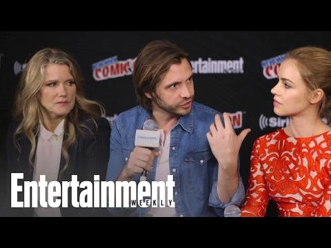 12 Monkeys Cast, Producer Tease New, Surprising Alliances | Entertainment Weekly