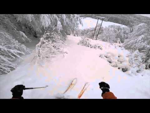 Ski au col de Légal