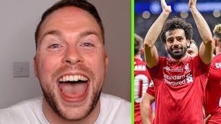 Terry DESTROYS arrogant Man City caller on Mo Salah, Liverpool & Luck!😂