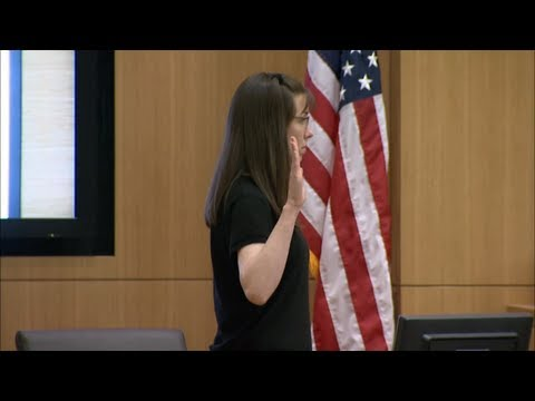 Jodi Arias Trial : Day 13 : Arias Takes The Stand (No Sidebars)