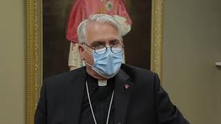 OKC Catholic archbishop issues mask mandate