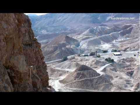 Masada, Israel - Tierra santa - Turismo en la fortaleza - Massada National Park - Desierto judea
