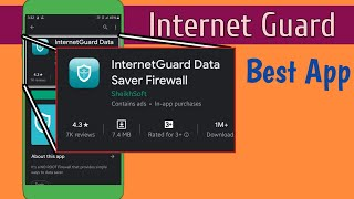 Internet-Guard app best app (2019)