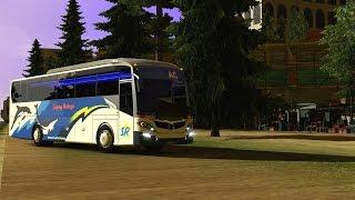 Euro Truck Simulator 2 - Discovery P.O Sugeng Rahayu + Map Legiunnaire v14 Addon Map Indonesia (P-2)