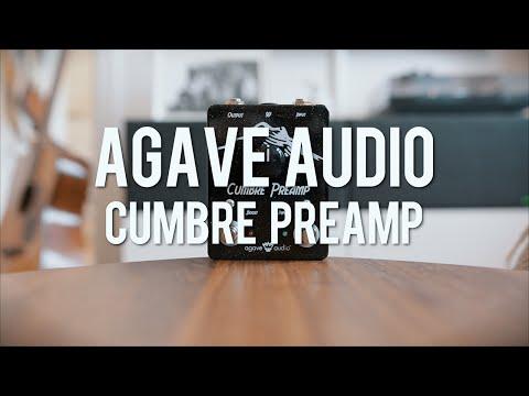 Agave Audio Cumbre Preamp demo