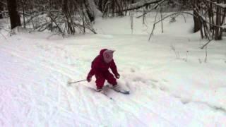 обучение беговым лыжам классика в 4 года