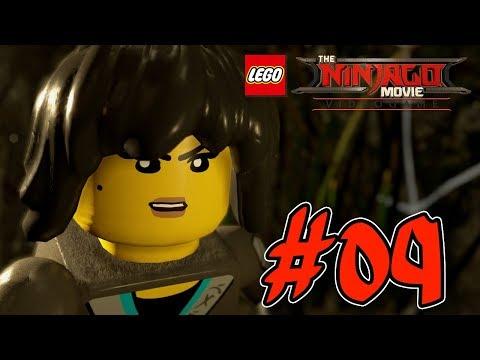 THE LEGO NINJAGO MOVIE VIDEOGAME GAMEPLAY #09 DEUTSCH 🐉 Nya Wasser Spinjitzu Kraft   EgoWhity